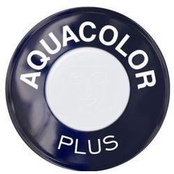 Kryolan AQUACOLOR PLUS (WHITE) Farba do makijażu ciała - WHITE (1102) ()