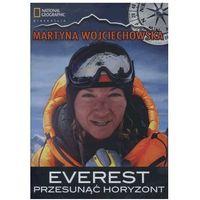 Martyna Wojciechowska: Everest. Przesunąć horyzont. DVD.