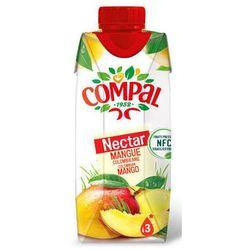 Portugalski nektar z mango 330ml Compal (napój)