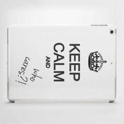 Etui na iPad Air: Keep calm and who cares?! - sprawdź w wybranym sklepie