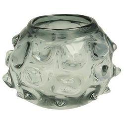 Dekoria wazon szklany casey wys. 9cm -70%, 9cm