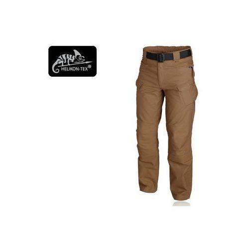 Spodnie Helikon UTL mud brown UTP Policotton Ripstop r. S (regular) (spodnie męskie) od Zbrojownia.pl