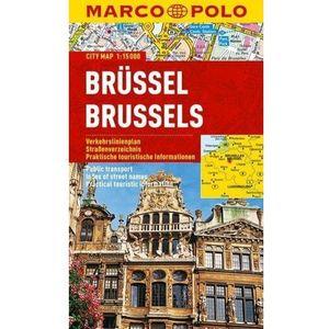 Bruksela mapa 1:15 000 Marco Polo, Marco Polo