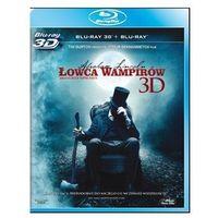 Imperial cinepix Abraham lincoln: łowca wampirów 3d (blu-ray) - timur bekmambetow