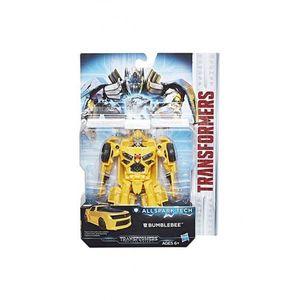 Hasbro Transformers mv5 allspark tech bumblebee - . darmowa dostawa do kiosku ruchu od 24,99zł (5010993419951)