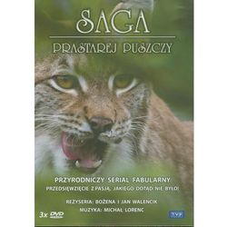 Film TELEWIZJA POLSKA S.A. Saga prastarej puszczy (5902600067672)
