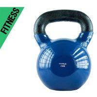 Kelton Kettlebell 24 kg kn pokryty winylem hms  fitness