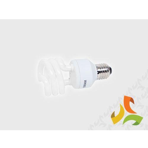 Świetlówka energooszczędna OSRAM 18W (100W) E27 DULUXSTAR MINI TWIST (świetlówka)