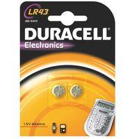 2 x bateria alkaliczna mini Duracell G12 / LR43 / 186 - sprawdź w wybranym sklepie