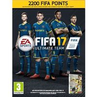 FIFA 17 2200 FUT Points ORIGIN cd-key, kup u jednego z partnerów