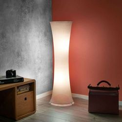 Reality GRAVIS Lampa stojąca Biały, 2-punktowe - Nowoczesny - Obszar wewnętrzny - GRAVIS - Czas dostawy: od 2-4 dni roboczych