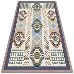 Modny uniwersalny dywan winylowy Modny uniwersalny dywan winylowy Perska geometria