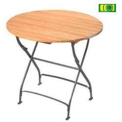 Stół ogrodowy okrągły 1000mm
