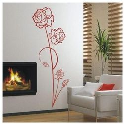 Szablon malarski kwiaty 0987 marki Wally - piękno dekoracji