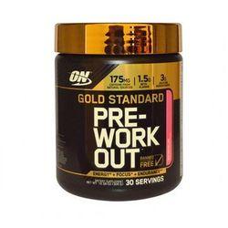 Optimum Gold standard Pre-Workout - 330g - produkt z kategorii- Odżywki przedtreningowe