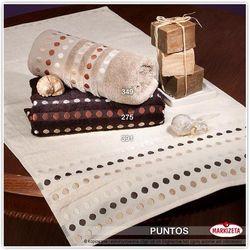 Recznik PUNTOS kolor c. brązowy PUNTOS/RBA/275/050090/1 (2010000063583)