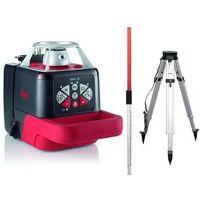 Niwelator laserowy Leica Roteo 35 WMR - STATYW I ŁATA