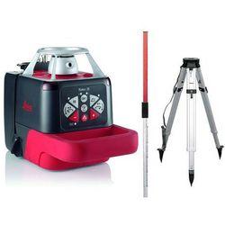Niwelator laserowy Leica Roteo 35 WMR - STATYW I ŁATA z kategorii Niwelatory