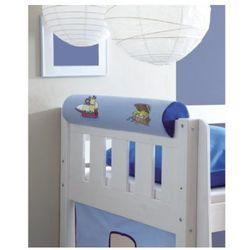 TICAA Wałek/podłówek do łóżka Pirat kolor jasno- i ciemnoniebieski - sprawdź w wybranym sklepie