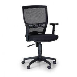 Krzesło biurowe venlo, czarne marki B2b partner