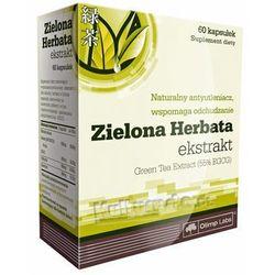 Zielona Herbata - 60 kaps z kategorii Redukcja tkanki tłuszczowej
