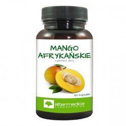 Mango Afrykańskie - 60 kapsułek - Alter Medica - kapsułki pozostałe środki na odchudzanie