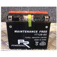Akumulator motocyklowy Poweroad YT12B-4 YT12B-BS 10Ah 180A