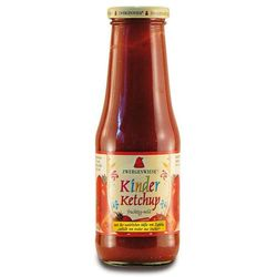 Ketchup dla dzieci bez cukru 500ml BIO (bezglutenowy) - Zwergenwiese (sos, dodatek)