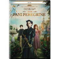 Osobliwy Dom Pani Peregrine (DVD) - Tim Burton