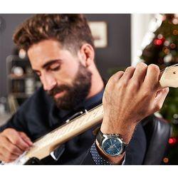 Chronograf ze stali nierdzewnej z wymienną bransoletą, kup u jednego z partnerów