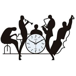 Zegar ścienny HJ70 by JVD, kolor Zegar