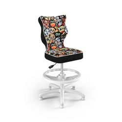 Krzesło dziecięce na wzrost 133-159cm Petit biały ST28 rozmiar 4 WK+P