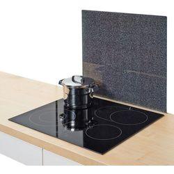 Zeller Szklana płyta ochronna granit na kuchenkę - duża,  (4003368262819)
