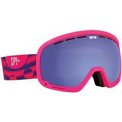 gogle snowboardowe SPY - Marshall Raspberry Swirl Pnk (PNK) rozmiar: OS