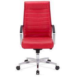 Fotel gabinetowy LYNX lb steel43 - biurowy, krzesło obrotowe, biurowe