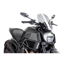 Owiewka PUIG Touring do Ducati Diavel (pozostałe kolory) z kategorii Owiewki motocyklowe