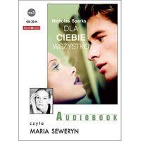 Dla ciebie wszystko. Książka audio CD MP3 (2 str.)