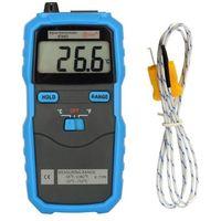 Cyfrowy termometr z termoparą typu k  btm01 (-50c - 750c) marki Bside