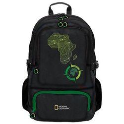 National Geographic Plecak Szkolny Compass Green 270734, kup u jednego z partnerów