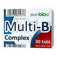 Multi-B-Complex 30 tabl. - produkt farmaceutyczny