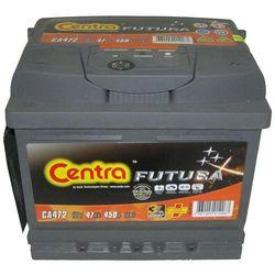 Akumulator Centra Futura 12V 47Ah 450A P+ (wymiary: 207 x 175 x 175) (CA472)
