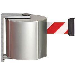 Kaseta z pasem, z aluminium,przykręcany z zaciskiem ściennym