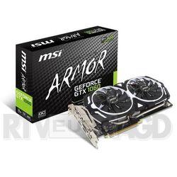 Karta graficzna MSI GeForce GTX 1060 Armor 3G OCV1 3GB GDDR5 (192 Bit) HDMI, DVI-D, 3xDP, BOX (V328-024R) Darm