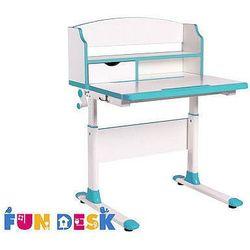 Pensare Blue - Regulowane biurko FunDesk - Szkolna Promocja!