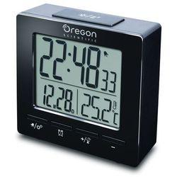Oregon Scientific Zegarek podróżny RM511 2018 czarny (4891475757799)