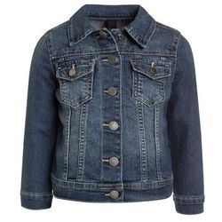 Benetton Kurtka jeansowa blue denim