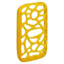 Etui Silicon Case HTC SC S780 Pomarańczowe do HTC Desire C - Pomarańczowy ()