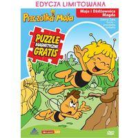 Pszczółka Maja. Maja i Dżdżownica Magda. DVD - produkt z kategorii- Filmy animowane