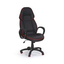 Fotel gabinetowy Rubin czarny