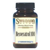 Resweratrol 100 30kaps marki Swanson